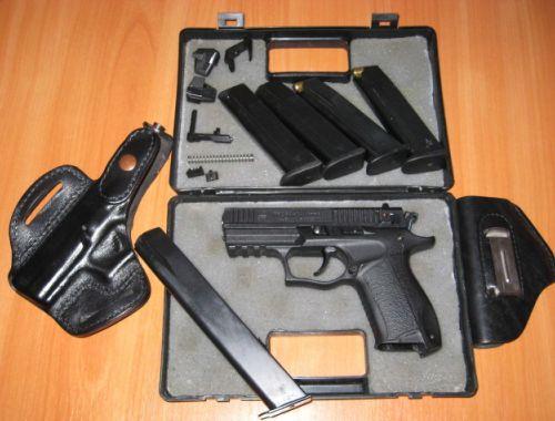 Заводская упаковка оружия