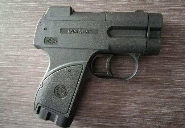 Пистолет тульского производства