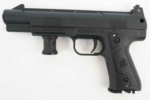 Оружие марки Атаман