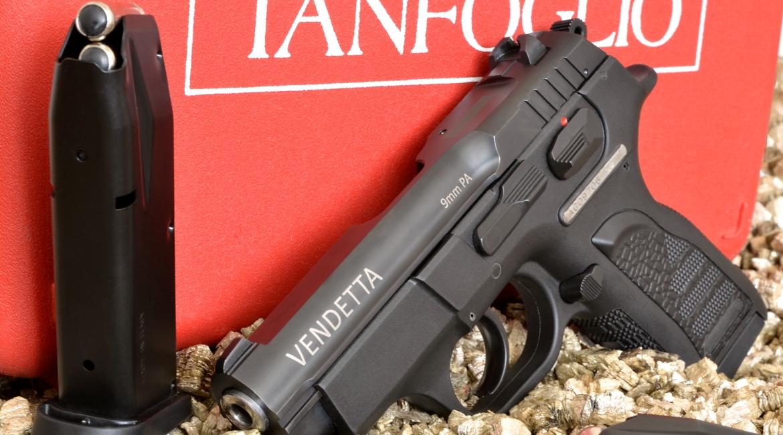 Потерял травматический пистолет