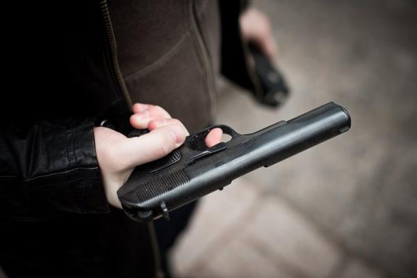 Травматика в виде пистолета ТТ