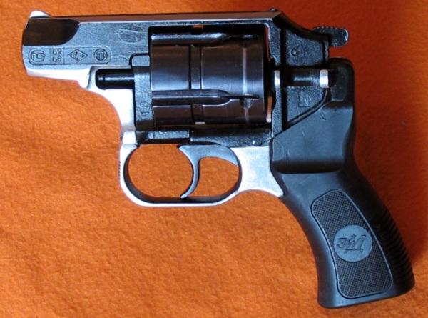 Небольшой пистолет