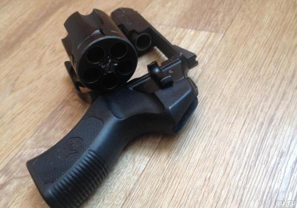 Барабан пистолета