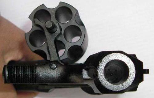 Ствол револьвера