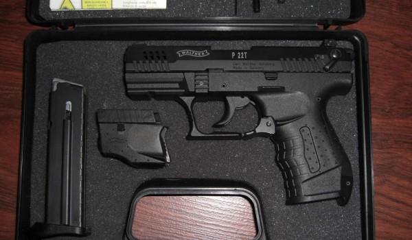 Упаковка оружия