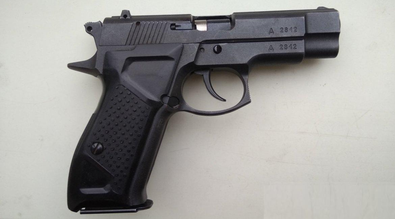 Травматический пистолет Форт 12Т