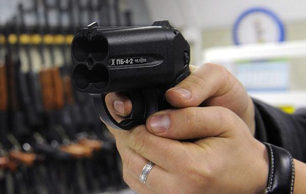 Народный травматический пистолет