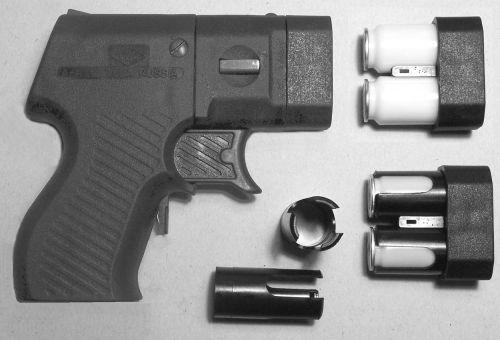 Комплектация пистолета