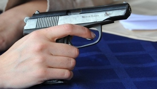 Переделка пистолета в боевой