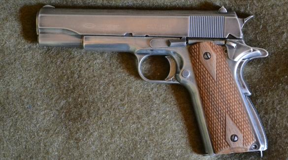 Симпатичный пистолет