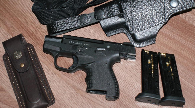 Сигнальный пистолет Сталкер