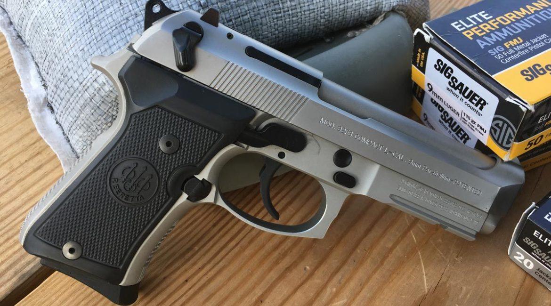 Травматический пистолет Беретта