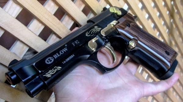 Пистолет BLOW F92