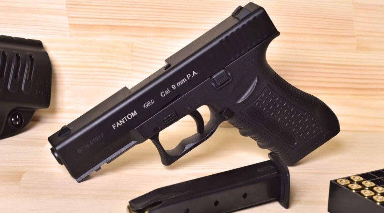 Травматический пистолет Глок