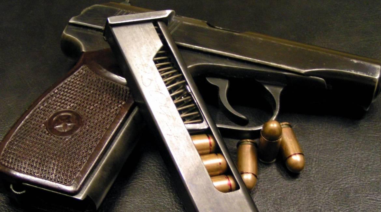 Травматический пистолет МР-471