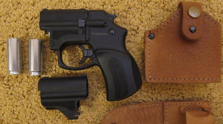 Травматический пистолет Стражник