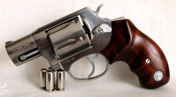 Симпатичный револьвер