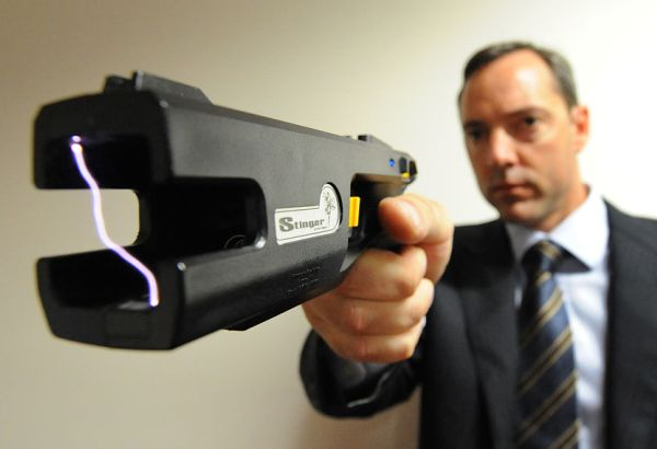 Прибор в виде пистолета