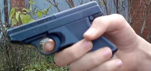 Неудобства при стрельбе