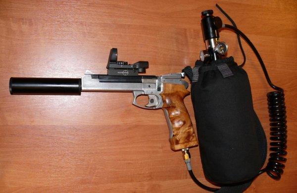 Модернизация пистолета