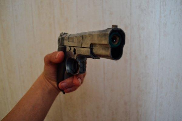 Оружие в деле