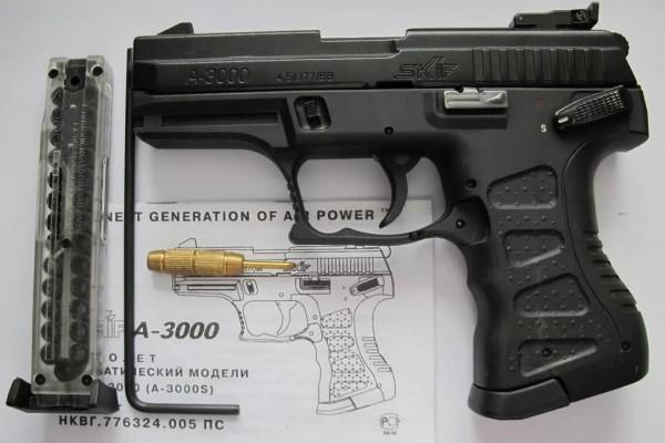 Паспорт на оружие