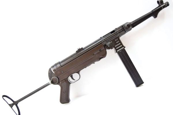 Пневматический пулемет