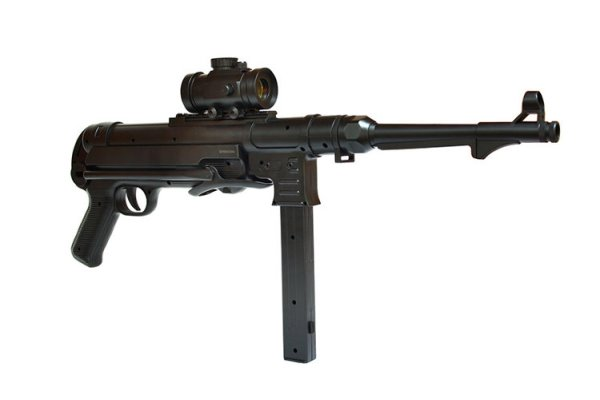 Знаменитый пулемет