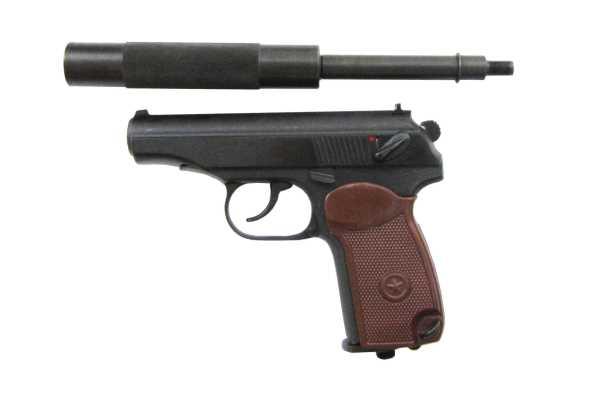 Глушитель для оружия