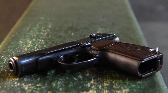 Пистолет без обоймы