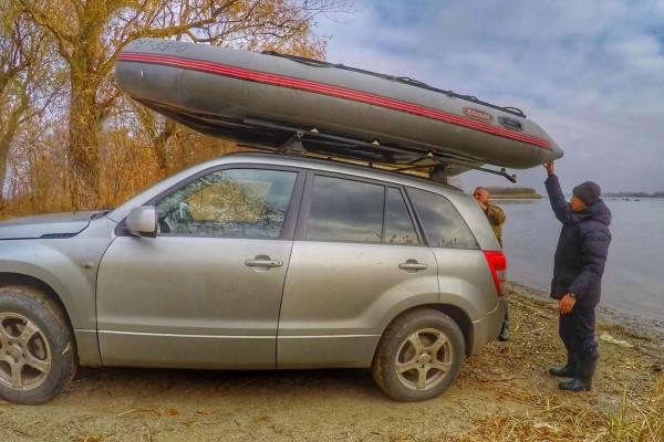 Способ транспортировки плавательных средств