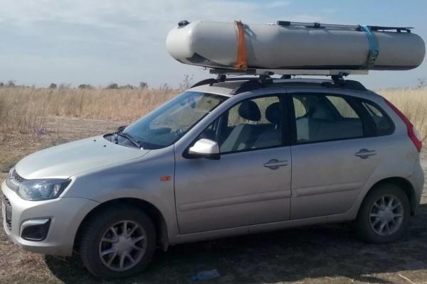 Отличный автомобиль для отдыха на природе
