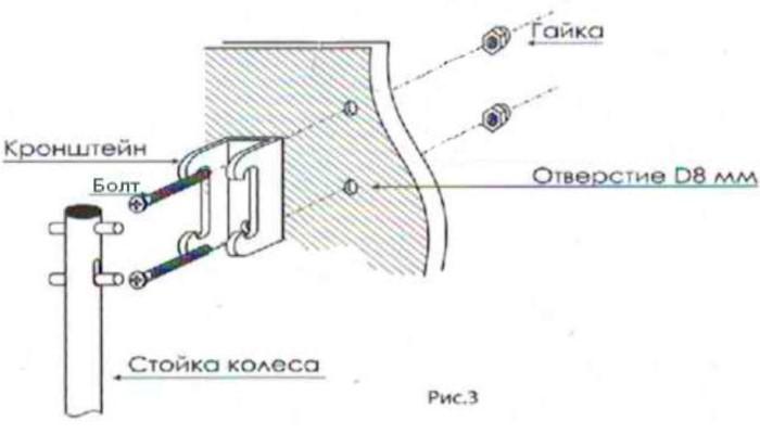 Подробный чертеж №3
