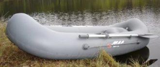 Лодка Мнев