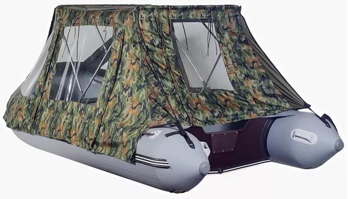 Конструкция в виде шатра