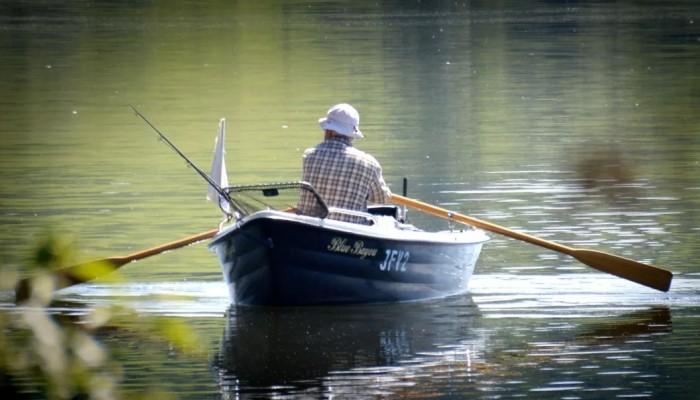 Заядлый рыбак